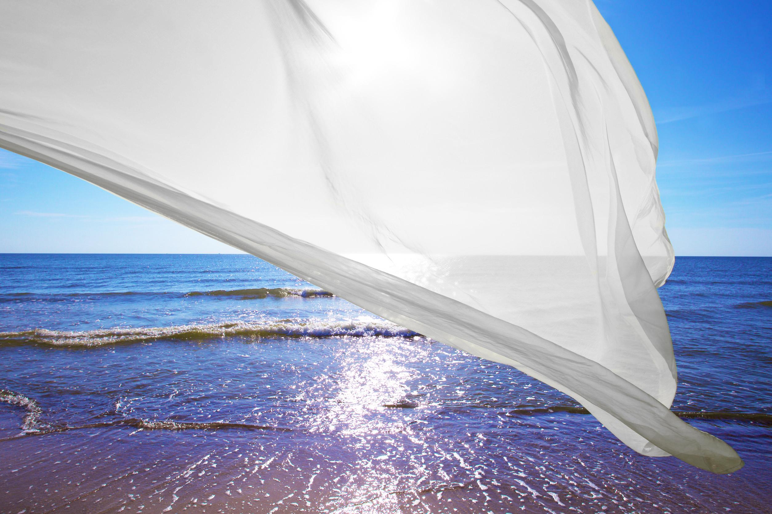 au bord de la mer ...
